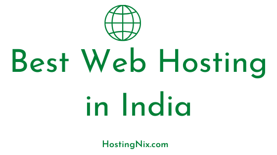 Best Web Hosting in India