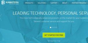 kamatera cloud hosting platform