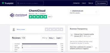 chemicloud trustpilot reviews
