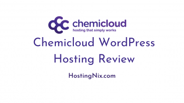 chemicloud wordpress hosting review
