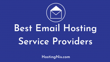 Best Email Hosting Service Providers